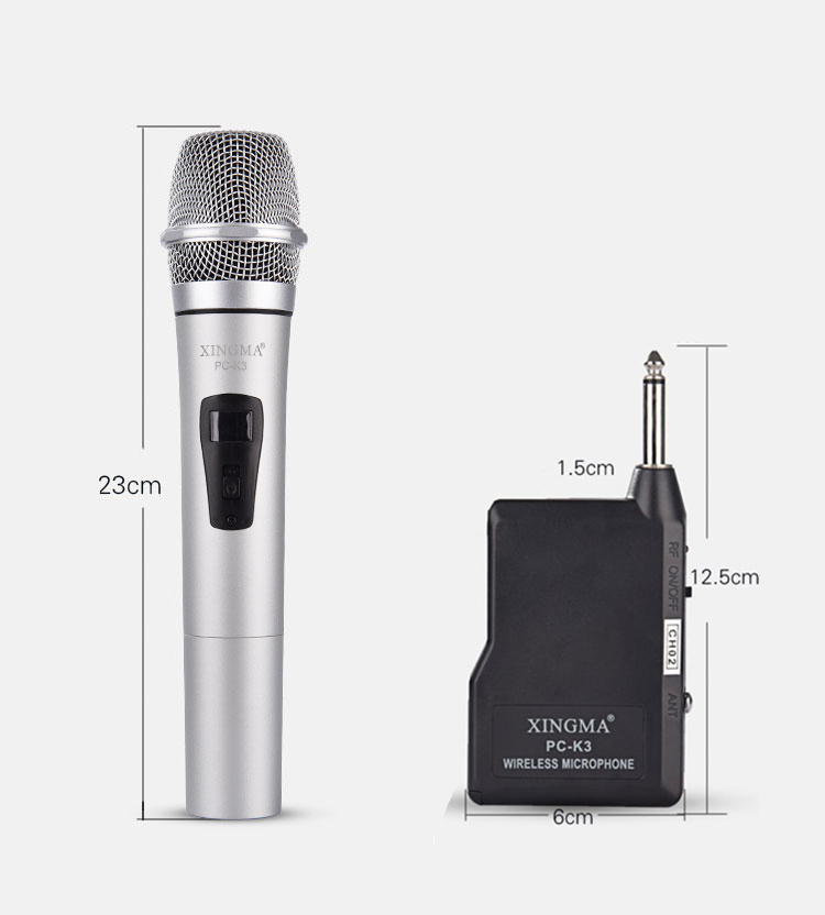 Wireless Microphone 9
