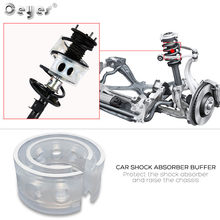 Ceyes 2Pcs Car Shock Absorber Suspension Car Styling Autobuffer Spring Bumpers Power Accessories Auto Buffers Cushion Avtobafery(China)