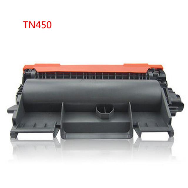 Irmão TN2260 TN2230 TN450 Cartucho de Toner Preto para Brother DCP-7057 TN2175/7060D/7065DN/7070DW impressora a laser