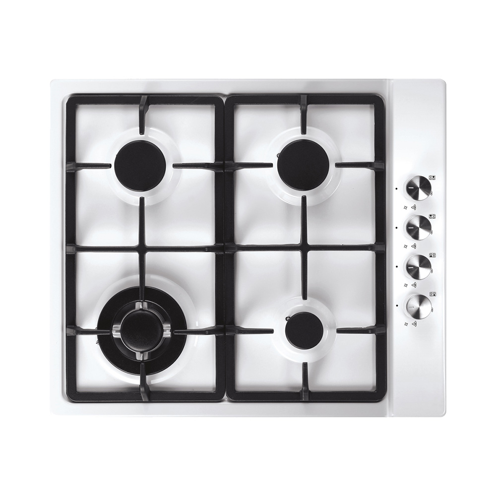 Bulit-in Gas Hobs Zigmund & Shtain GN 98.61 W Home Appliances Major Appliances Bulit-in Hobs Hob Box Cooking Panel Surface Unit