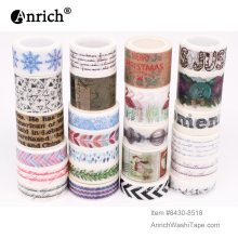Free Shipping and Coupon washi tape,Washi tape,watercolor,Optional collocation,on sale,#8430-8518