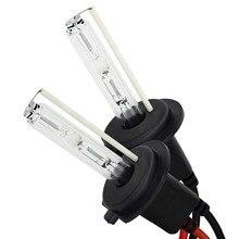 Safego tek ışın araba hid xenon far işık lambası H7 H4 H1 H3 H8 H9 H10 H11 9004 9005 9006 xenon HID ışık 35W far
