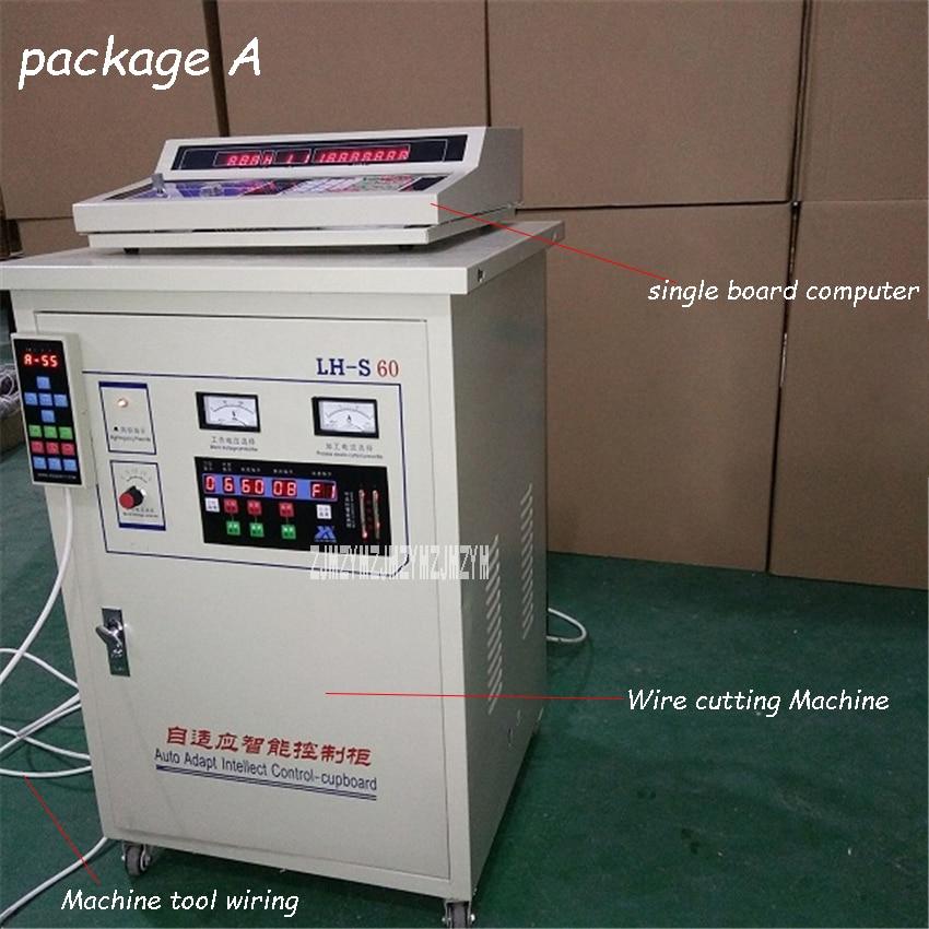 S60 CNC Intelligent haute fréquence haute vitesse ligne Machine de découpe fil Cutter Auto adapter Intellect contrôle placard 220V - 4