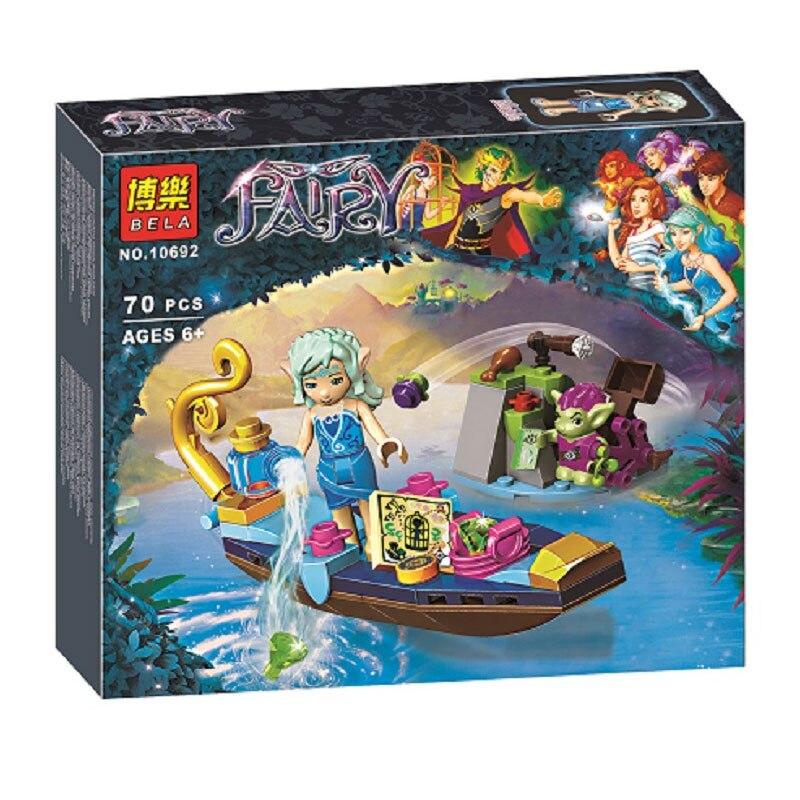 """Lego 41181 /""""Naida/'S GONDOLE et le Lutin voleur Building Set"""