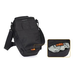 Image 3 - Lowepro Toploader  Zoom 55 AW Digital SLR Camera Triangle Shoulder Bag Rain Cover Portable Waist Case Holster For Canon Nikon