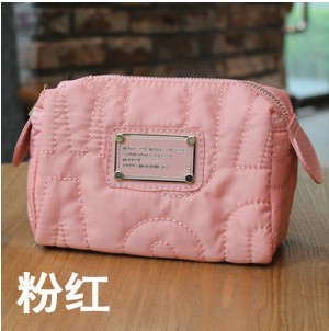 Upgrade thick solid single female bag Cosmetic Clutch pull packet