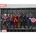 Marvel Capitán América Hawkeye Civil Acción PVC Figura de Colección Modelo