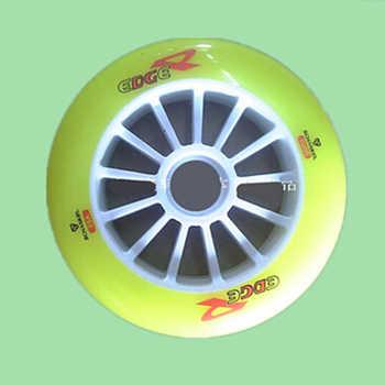 8 Pieces/lot Schankel Edge Inline Speed Skates Wheels High Elastic 110mm 88A Hardness Speeding Skate Shoes Patines EdgeR Wheels - SALE ITEM Sports & Entertainment