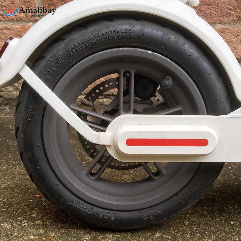 Anteriore Posteriore posteriore Parafango Parafango Suppor Staffa Antiurto Accessori per Xiaomi M365 /Pro Scooter Elettrico Staffa Parafango