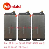 5 5 For Samsung Galaxy J7 Prime G610M G610F G610K G610L G610S G610Y Lcd Display With