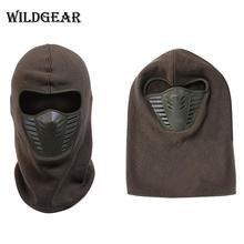 d862bfc6ceb Unisex Winter Warm Windproof Hat Fleece Cycling Sports Neck Face Hood Caps  Protection Hats Ski Hood Helmet Cap Y09