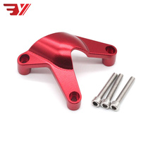 Billet Aluminum Water Pump Cover Motorcycle Accessories For Ducati Monster 821 1200 1200S 1200R Multistrada 950 1200 Hypermotard