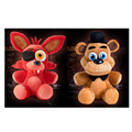 Five Nights At Freddy's 4 FNAF  Foxy Fox Freddy Fazbear Bear Doll Plush Toys 10""