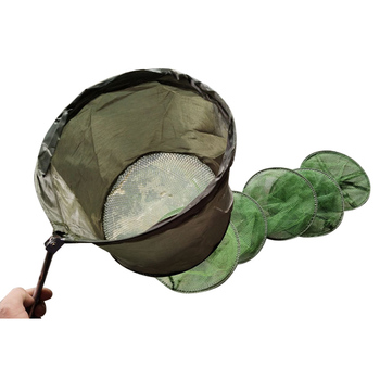 Amazing 100% Original Fishing Basket Dip Nets Folding Telescoping Quick-drying Fishing Accessories cb5feb1b7314637725a2e7: 25cm 1.1m|25cm 1.5m|25cm 2m|33cm 1.5m|33cm 2.5m|33cm 2m|33cm 3m