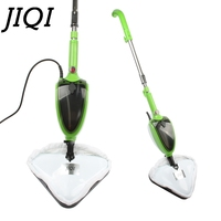 Electric steam mop water spray high temperature sterilization cleaner multifunction floor mopping sweeper Hand Cleaning machine