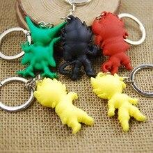 Dragon ball z Super Saiyan 3 Cute Keychain Pendant (5 types)