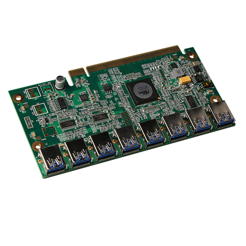 все цены на 1Pcs BTC Motherboard PCI-E PCI Express Riser Card PCI-E x16 Data Graphics SATA to 8Pin Adapter Card for BTC Miner Machine Board онлайн