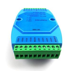 Image 3 - 4AI4AO Universal 4   channel analog isolated input, 4   channel analog เอาต์พุตโมดูล 1 ใน 4 เครื่องส่งสัญญาณ 0 10 v 4 20mA