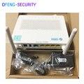 10 шт./лот Подержанный Huawei HS8545M GPON ONU ONT 1GE + 3FE + 1TEL + USB + Wifi английская прошивка Termina Gpon волоконный сетевой маршрутизатор