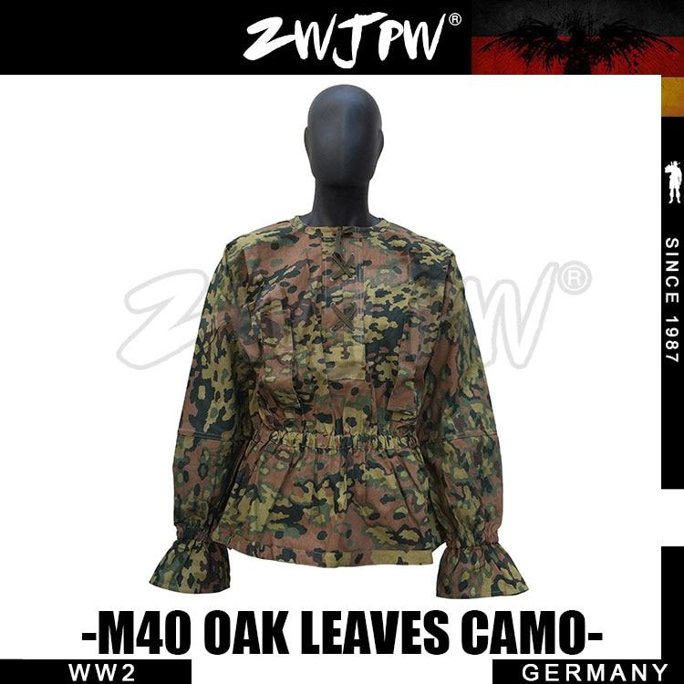 WW2 ELITE M40 OAK LEAVES  CAMO HUNTING SMOCK  DE/505133 sport elite se 2450