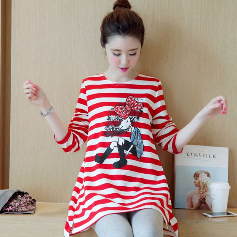 Maternity Clothes Autumn New Arrival Dresses For Pregnant Women