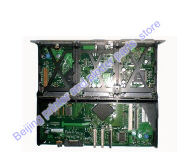 Free shipping 100% test laser jet  for HP5550/5550dn Formatter board Q3713-69002 printer part on sale free shipping new original laser jet for hp5000 5100 pressure roller rb2 1919 000 rb2 1919 printer part on sale