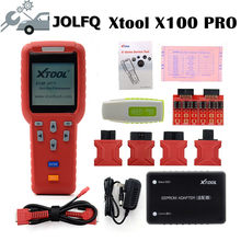 Umpan Balik Yang Baik Asli Xtool X-100 X 100 Pro Update Online X100 + Auto Key Programmer ECU & Immobilizer Kode PIN Reader hot Sale(China)