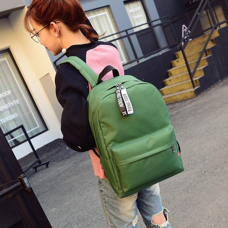 2019 KSS01 11 New Hot new backpack Japan and South Korea style backbag