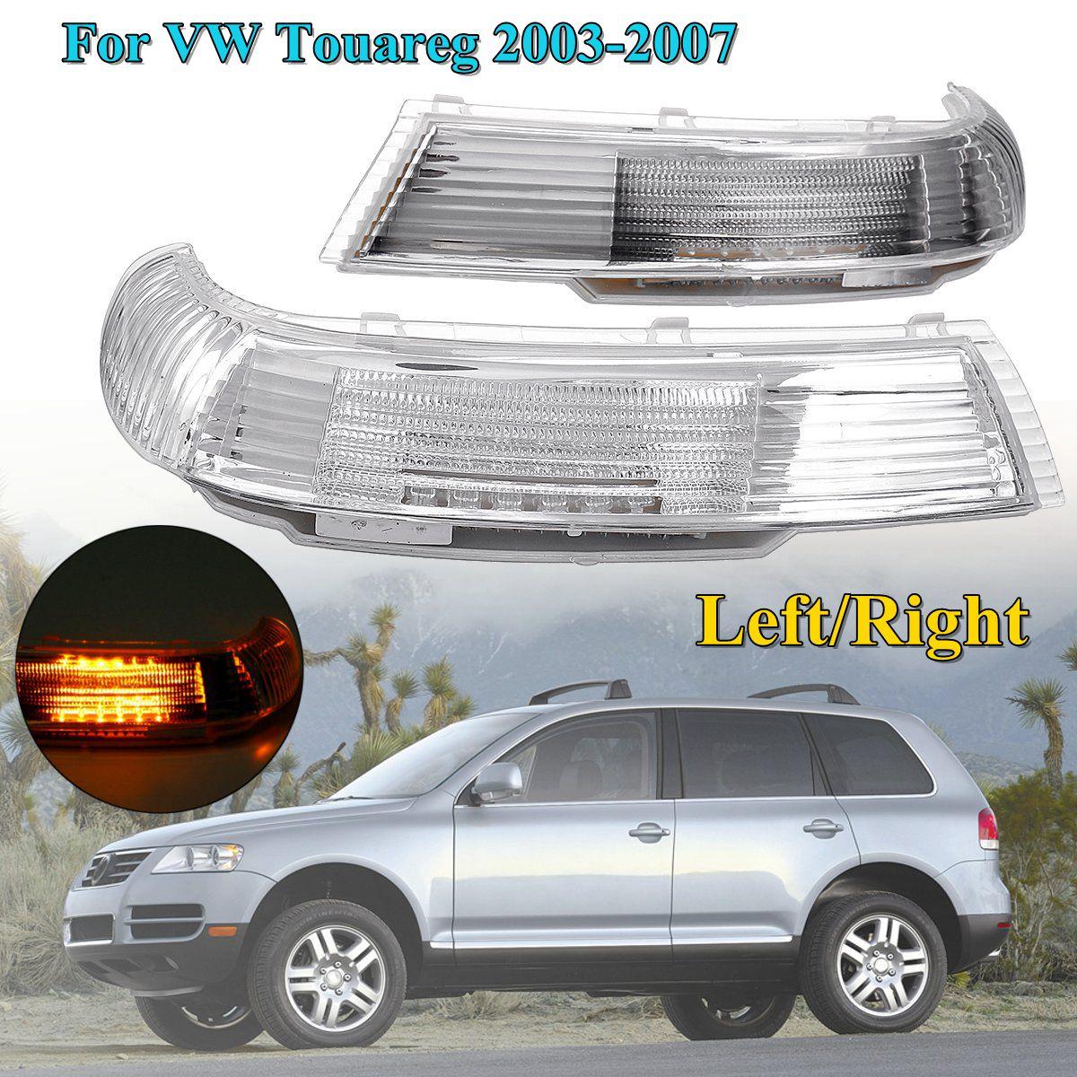 RH OEM 2007 RIGHT LH VW TOUAREG Tail Rear Inner Lights PAIR LEFT