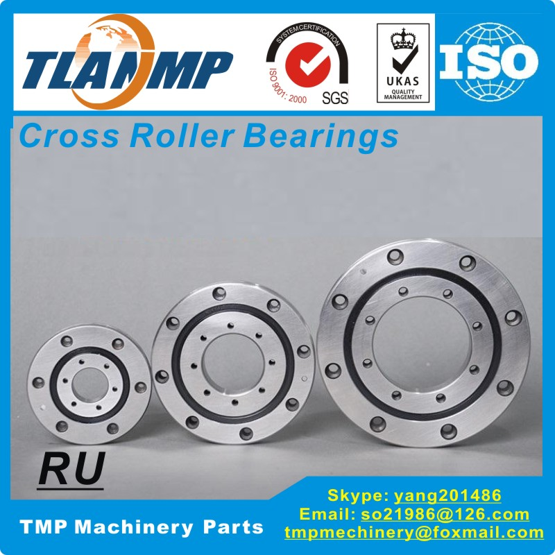 RU124 RU124G RU124X UUCC0 P5 P4 Crossed Roller Bearings 80x165x22mm Robotic Bearing TLANMP High precision
