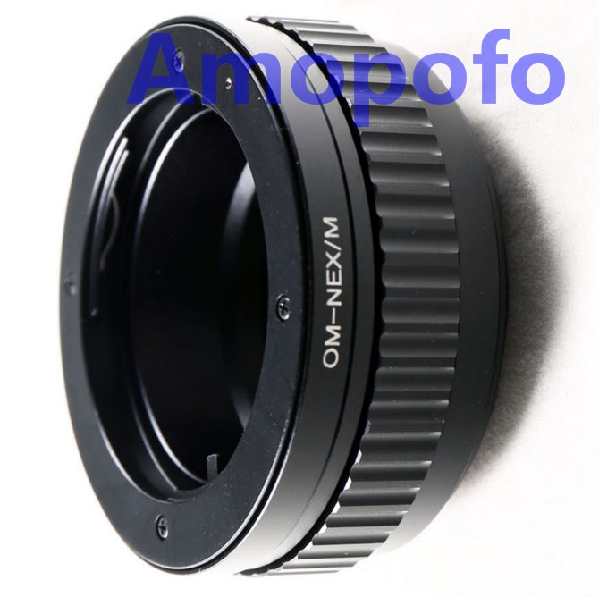 Amopofo OM-NEX / M Adapter für Olympus OM Mount Objektiv auf SonyE - Kamera und Foto - Foto 2