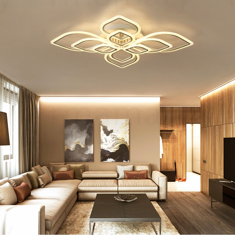 Modern led ceiling light for living room bedroom dining room acrylic Indoor home lustre led ceiling lamp lighting fixturesModern led ceiling light for living room bedroom dining room acrylic Indoor home lustre led ceiling lamp lighting fixtures