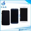 Новые Запасные части для Samsung Galaxy Mega 6.3 i9200 LCD Экран дисплея с Сенсорным Digitizer с Рамкой 1 Шт. Бесплатная доставка