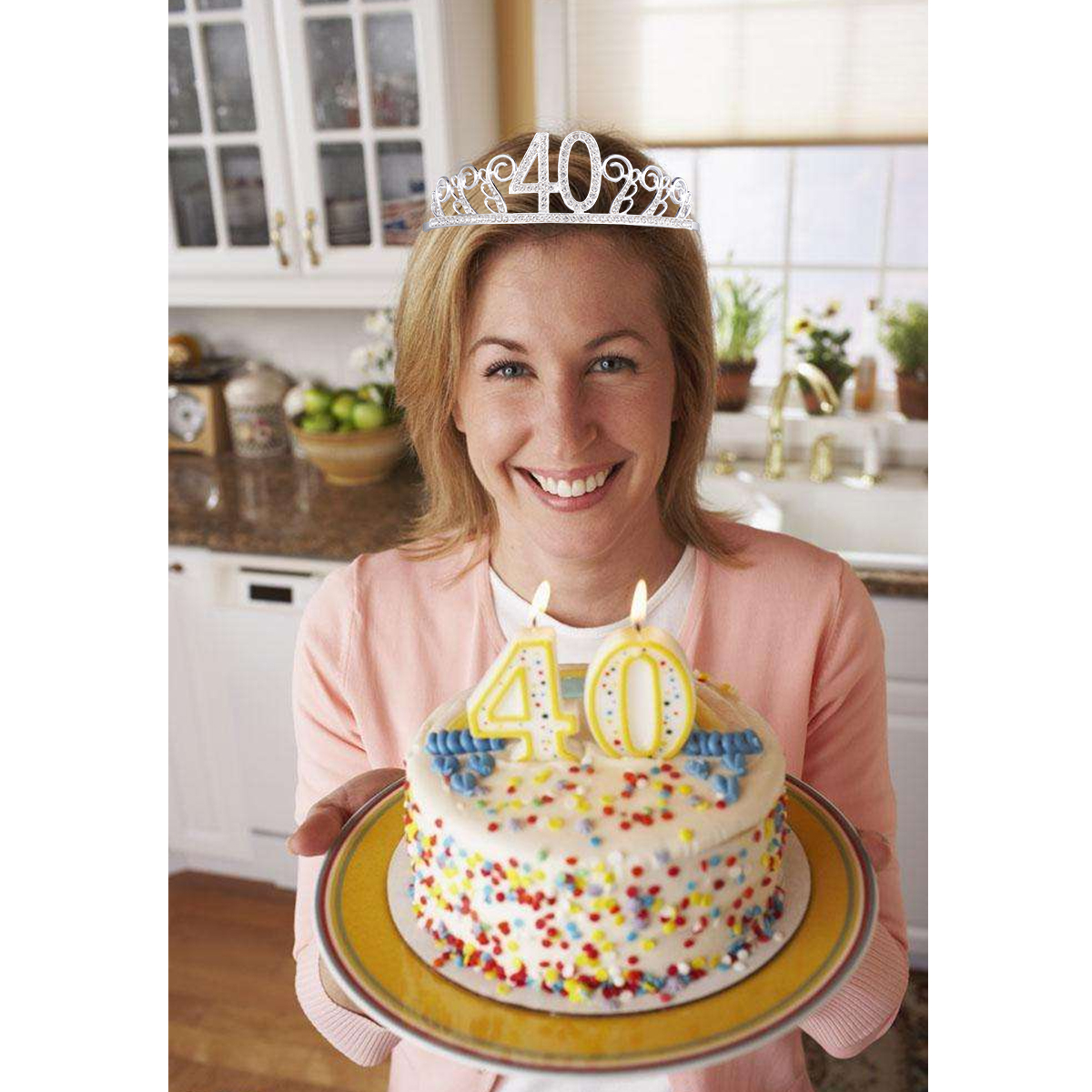 Birthday Cake Designs For 40 Year Old Woman Naturallycurlyecom