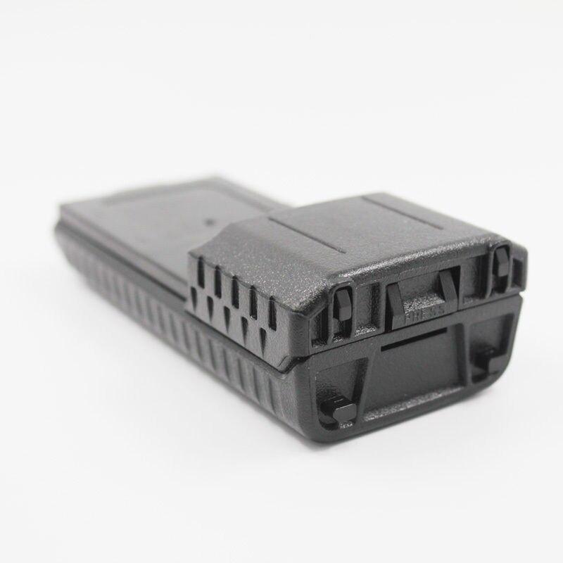 10 шт. расширенный 6Х АА батареи пакет случая раковины Баофэн UV5R 5RA 5RB 5RAбл-5л двухстороннее Радио