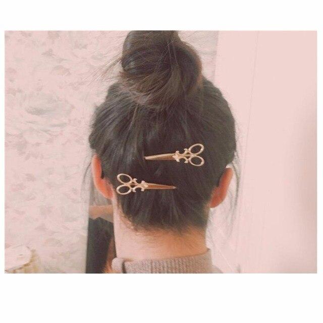 Bridal Hairwear Scissors Hairpins hair band Headbands for Women Wedding Hair Jewelry Accessories Headband Women 3