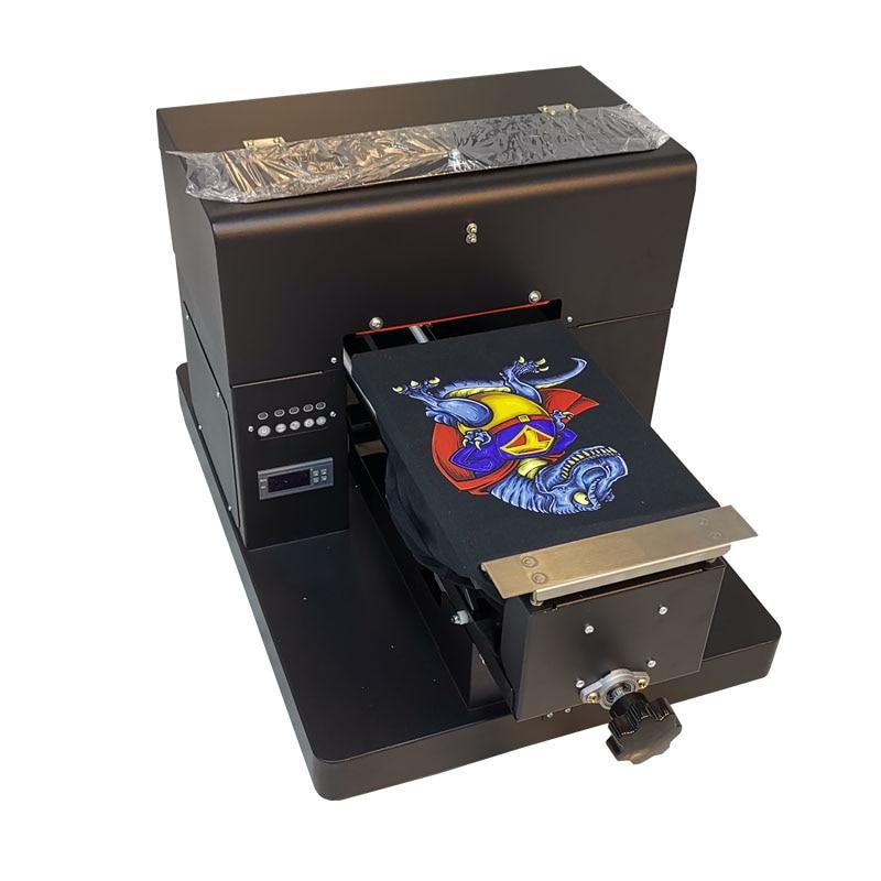 Multipurpose Direct to Garment  Flatbed printer Eco solvent Printer for phone case Plastic acrylic etc print|Printers| |  - title=