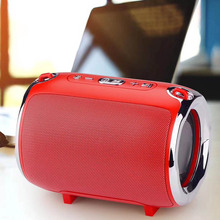 цена на Portable Bluetooth speaker multi function Bluetooth speaker portable stereo bass effect outdoor speakers all electronic products