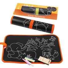 Reusable Children's Drawing Book Creativity Baby Education Book Mess Free Chalk Board Doodle & Drawing Book For Kids