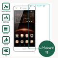 Para huawei y5ii protector de pantalla de cristal templado 9 h 2.5 de seguridad Película protectora en Y5 II segunda CUN-L03 CUN-L23 CUN-L33 Dual Sim