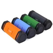 Outdoor Waterproof Bluetooth Speaker Portable Subwoofer Sports Shockproof Dustproof Speaker Support TF Card Audio Aux Player аудио колонка bluetooth sruppor tf bluetooth speaker