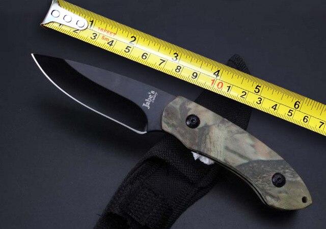 EDC Tools Small font b Tactical b font font b Knife b font Straight font b