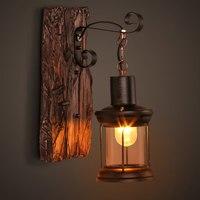 Creative antique retro wall lamp outdoor restaurant cafe bar aisle corridor lights old retro wall lamp lw528232py