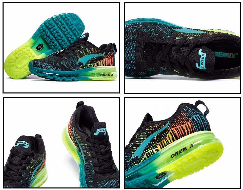 Onemix Running Shoes Men Sneakers For Women Sport Shoes Athletic Zapatillas Outdoor Breathable Original Shoes For Hombre Mujer 6