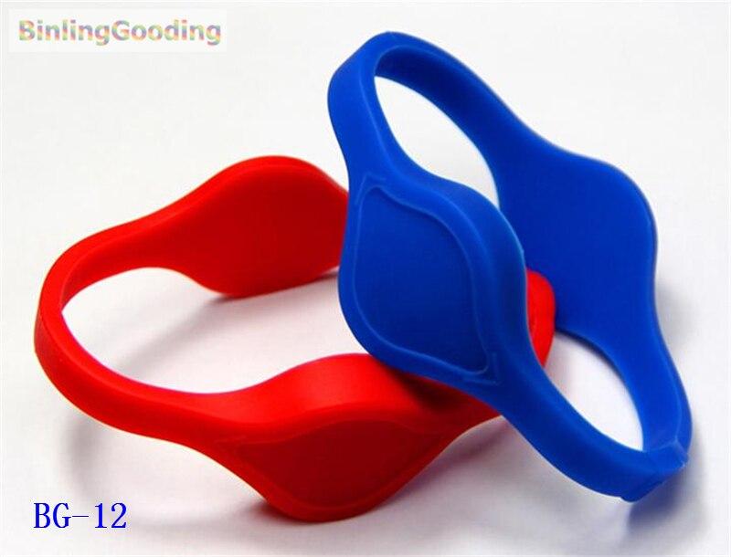 BG-12 100PCS/LOT 13.56mhz Ntag203/Ntag213 144bytes NFC Wristband Bracelet ntag213 wristband nfc wristband nfc