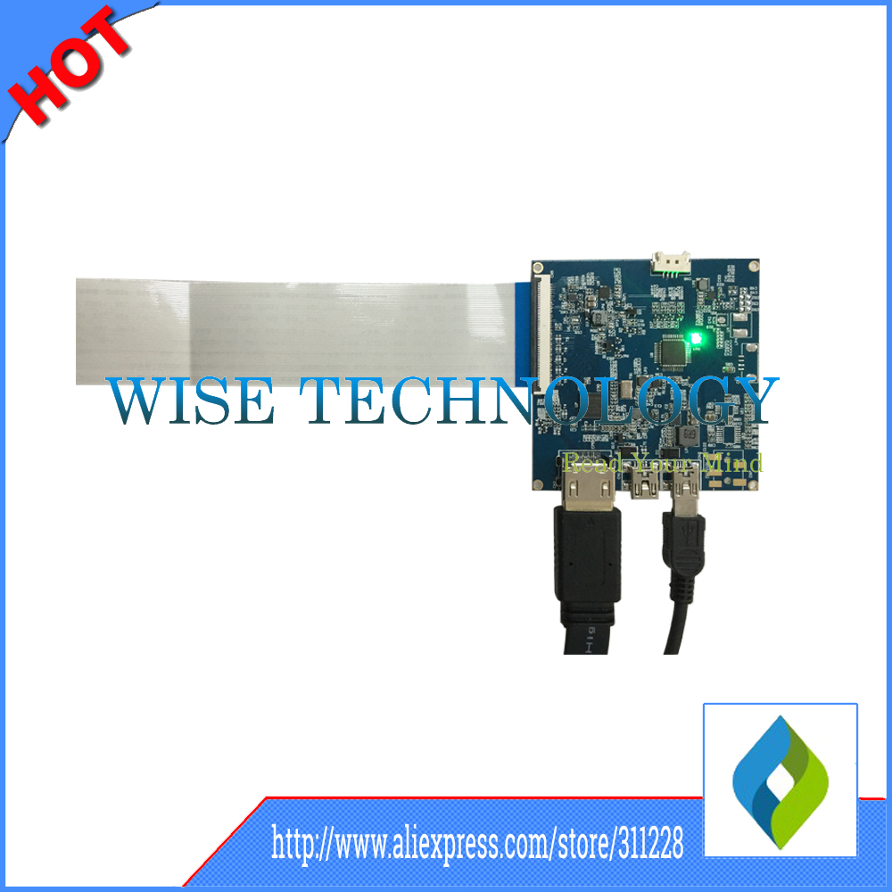 5.5 Inch 1440P Lcd Panel 2560x1440 Lcd Mipi/ 2K LCD With HDMi Board For Virtual Reality Hmd 10sets Free DHL