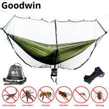 Schnelle Einfache Einrichtung Hängematte Bug Net Passt ALLE Camping Hängematten Compact SICHERHEIT Von Bugs Mücken Exklusive Polyester Mesh