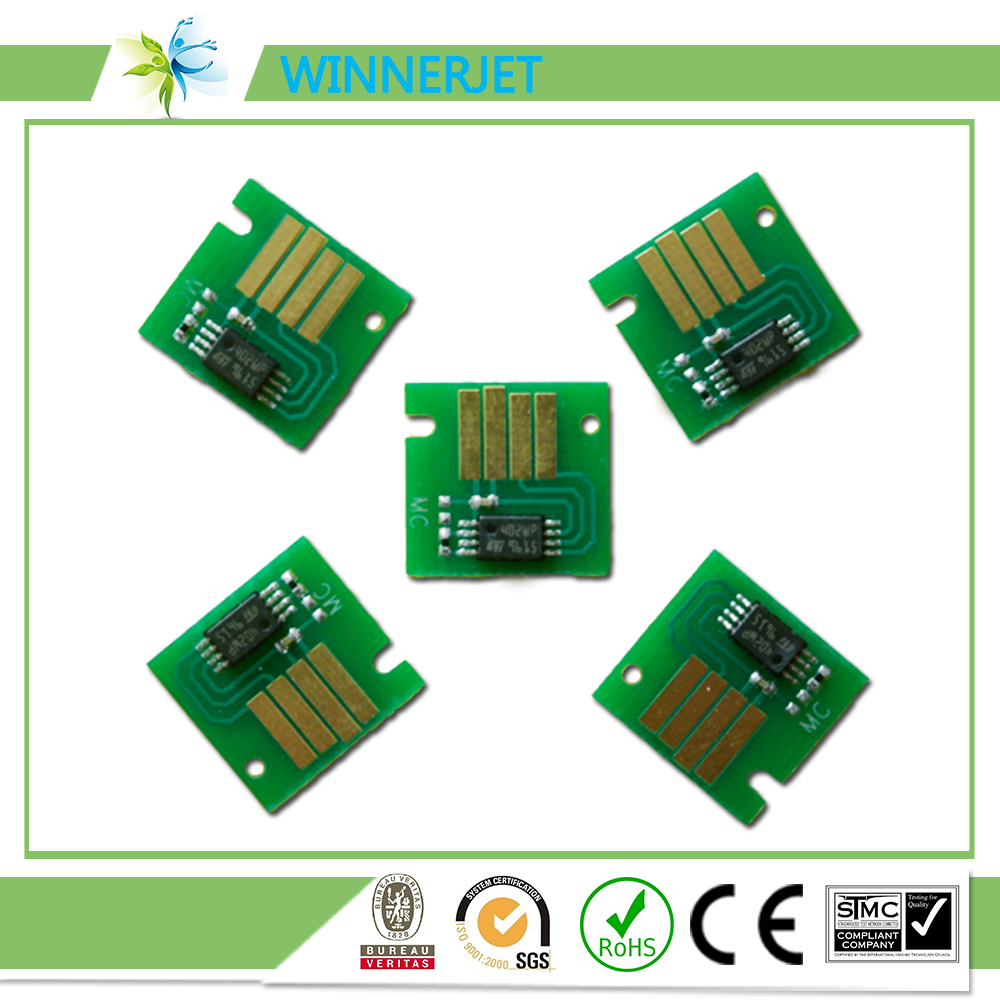 Winnerjet for Canon Ipf 650 655 750 755 Waste Ink Tank Chip in Cartridge Chip from Computer Office