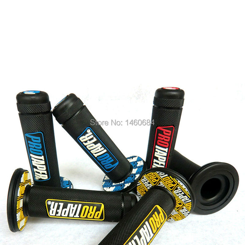 PRO TAPER HANDLEBAR GRIP Dirt Pit Bike MOTOCROSS 7/8 22MM HANDLEBAR SCOOTER DIRT BIKE CHOPPER fat bike motorcycle handlebar
