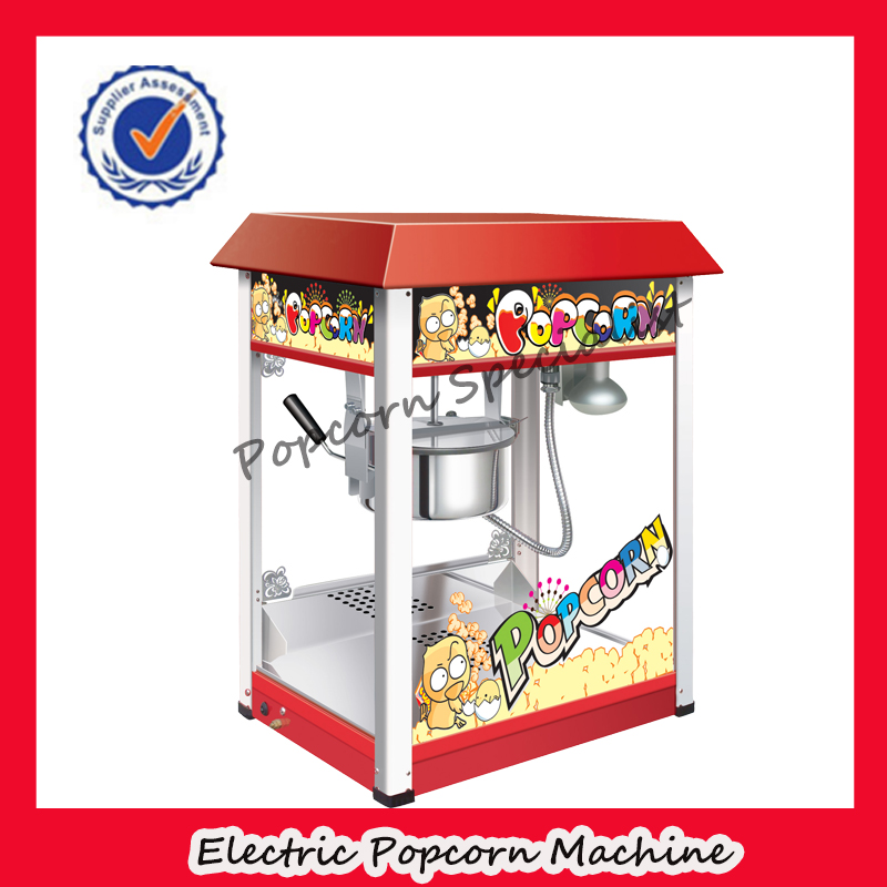 kw1608 hot sale automatic industrial popcorn making machine used in the movie theater - Popcorn Machine For Sale